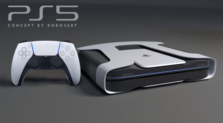 Imagen de Un fan imagina como sería la interfaz de PlayStation 5