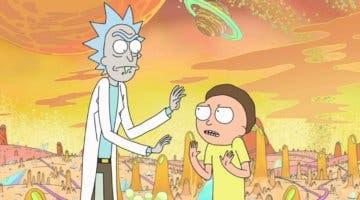 Imagen de Rick y Morty: Confirmada la fecha de estreno de la temporada 5 en HBO España y TNT