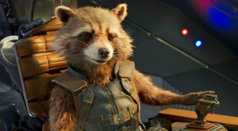 Imagen de Guardianes de la Galaxia Vol. 3: James Gunn asegura que Rocket jugará un papel muy importante