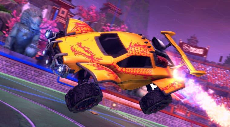 Imagen de Rocket League anuncia la fecha del modo Heatseeker