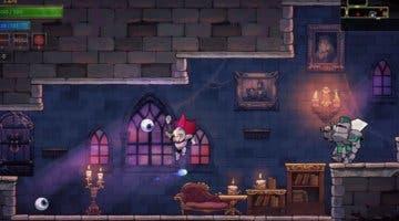 Imagen de Rogue Legacy 2 confirma su desarrollo para PC retomando su divertida jugabilidad gamberra