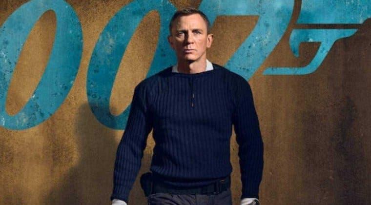 Imagen de James Bond está de vuelta en el espectacular nuevo tráiler de Sin tiempo para morir