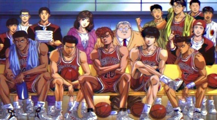 Imagen de Slam Dunk: Estos son los 8 mejores personajes del anime