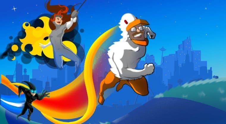 Imagen de SpeedRunners, Tropico 5 y siete juegos más se unen a GeForce Now