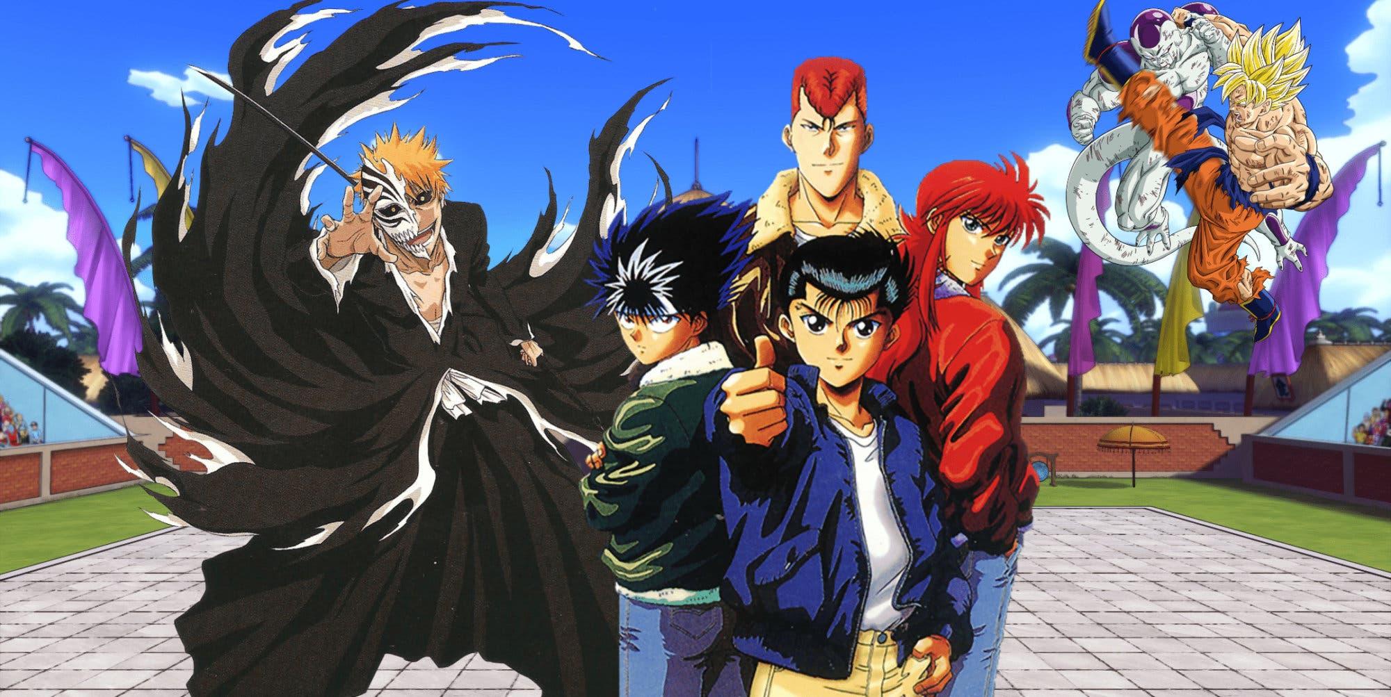 Estos son los 10 mejores animes de lucha