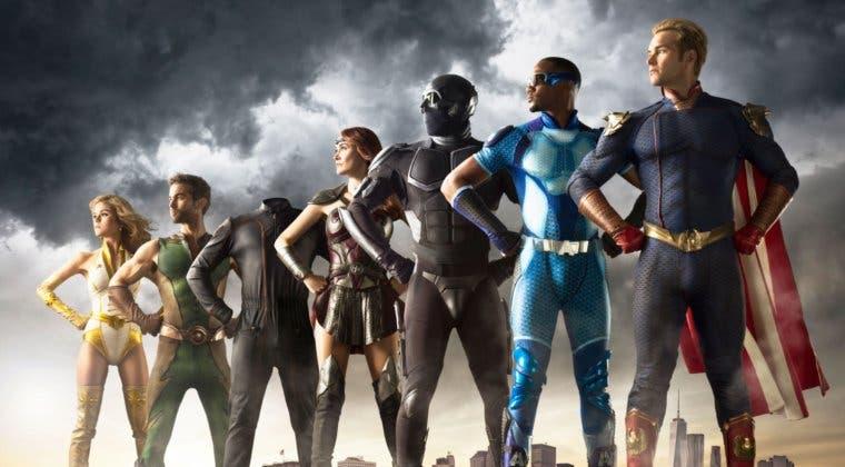 Imagen de The Boys: Amazon Prime Video renueva la serie por una temporada 3