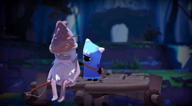 Imagen de Nuevo gameplay para The Last Campfire, lo nuevo de los creadores de No Man's Sky