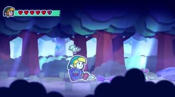 Imagen de ¿The Legend of Zelda al estilo Paper Mario? Unos fans lo hacen realidad
