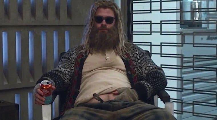 Imagen de Thor Love and Thunder: PETA pide que Thor vuelva a adelgazar siendo vegano