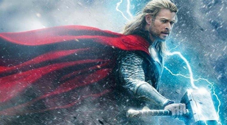 Imagen de Thor: Love and Thunder - Chris Hemsworth asegura que el guion es muy loco