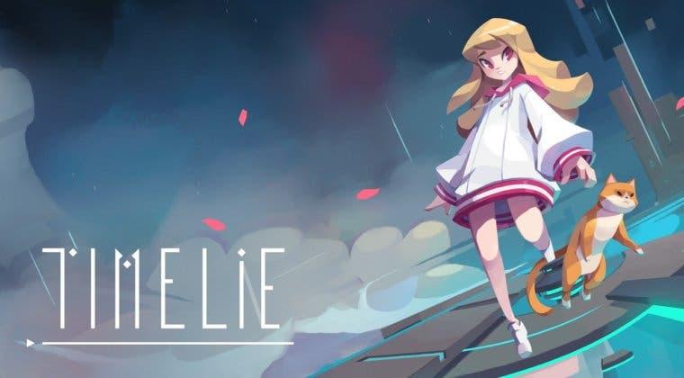 Imagen de Así es Timelie, la nueva aventura de puzles para Steam