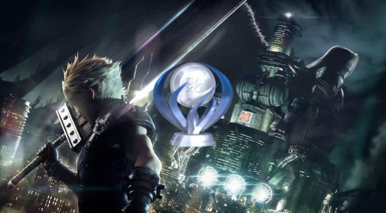 Imagen de Guía de trofeos de Final Fantasy VII Remake