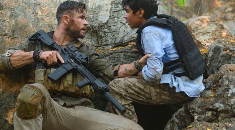 Imagen de Tyler Rake: El director explica cómo se rodó la mejor escena de la película