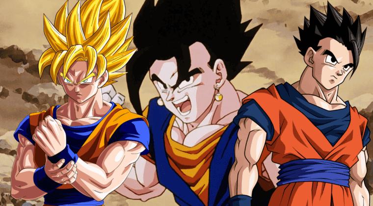 Imagen de Dragon Ball Z: Imaginan a Gokhan, la fusión de Goku y Gohan ante Super Buu