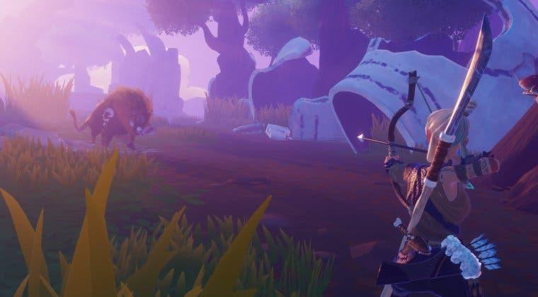 Imagen de Anunciado Windbound, un nuevo juego de supervivencia y aventuras para PC y consolas