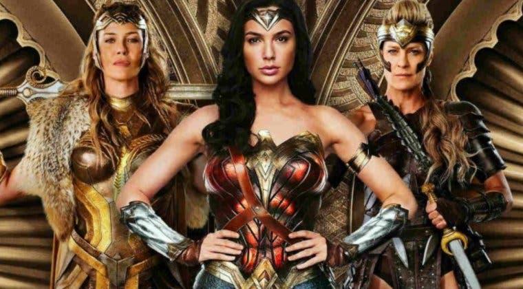 Imagen de Patty Jenkins habla de Wonder Woman 3 y el spin off sobre las amazonas