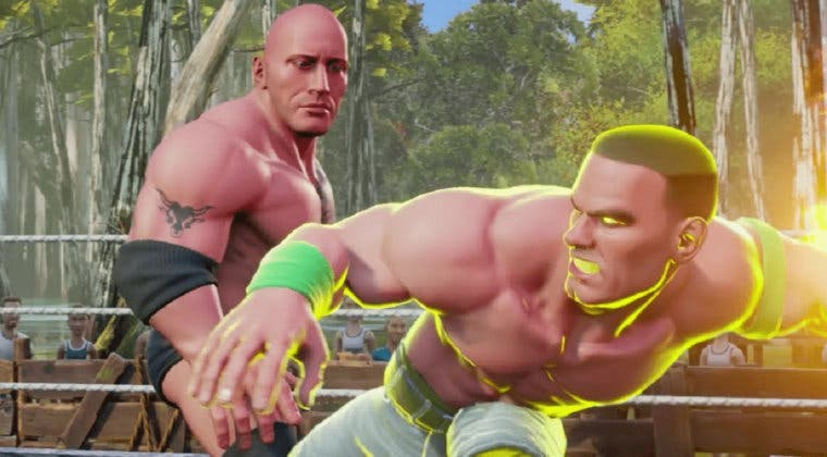Imagen de WWE 2K Battlegrounds confirma su fecha de lanzamiento