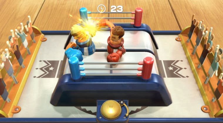 Imagen de Nintendo España nos recuerda los divertidos juegos que podemos encontrar en 51 Worldwide Games