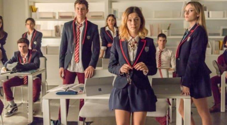 Imagen de Élite 4: Los actores ya están preparados para la nueva temporada