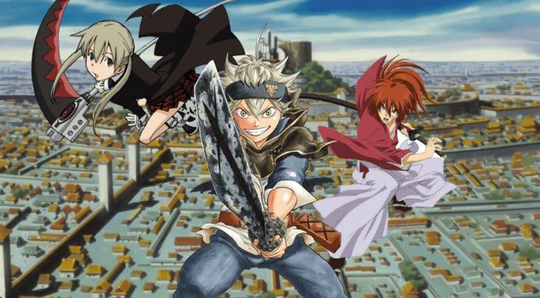 Imagen de Estos son 8 animes similares a Bleach