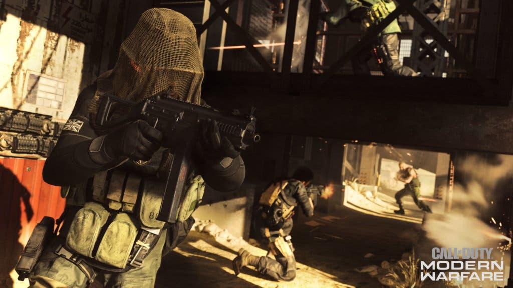 Call of Duty Modern Warfare 10