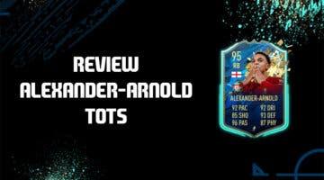Imagen de FIFA 20: review de Alexander-Arnold TOTS
