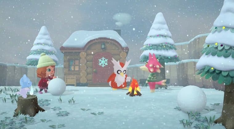 Imagen de Recrean el maravilloso crossover entre Animal Crossing: New Horizons y Pokémon
