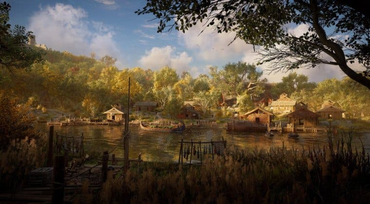 Imagen de Assassin's Creed Valhalla ofrecerá resolución 4K reescalada en PS5