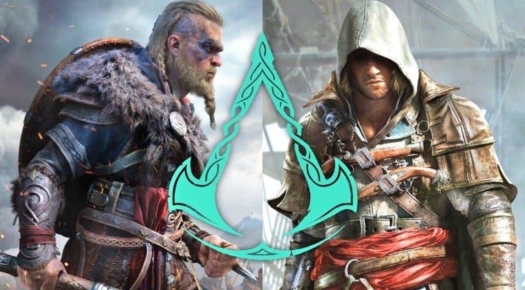 Imagen de Desde Altaïr hasta Eivor: Todos los protagonistas de Assassin's Creed