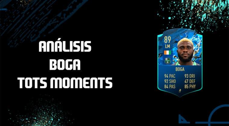 Imagen de FIFA 20: análisis de Boga TOTS Moments, carta gratuita disponible esta semana