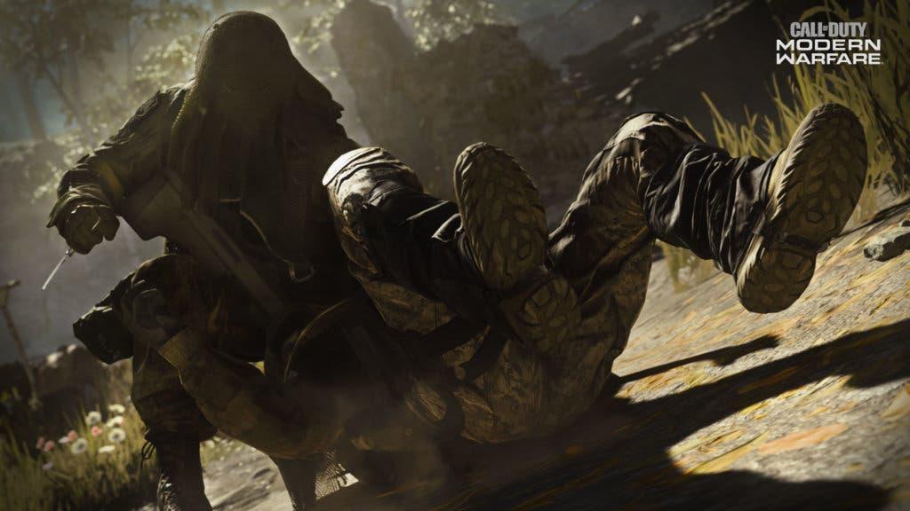 Call of Duty Modern Warfare y Warzone