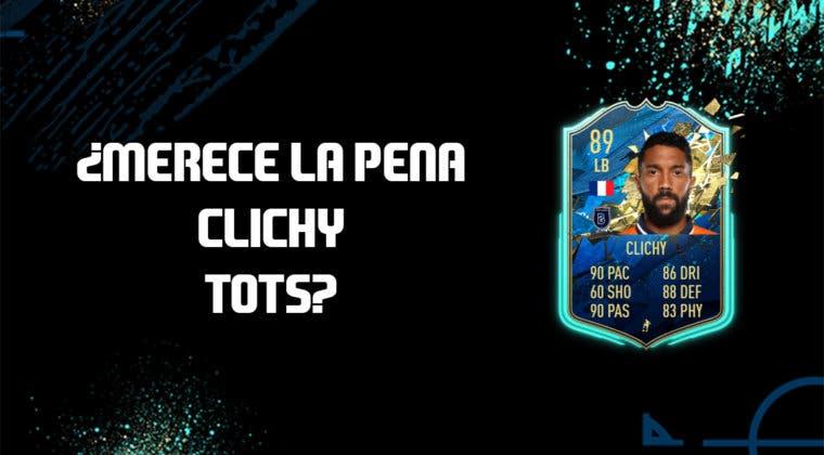 Imagen de FIFA 20: ¿Merece la pena Gaël Clichy TOTS? + Solución de su SBC