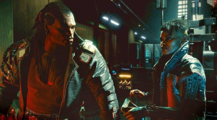 Imagen de Cyberpunk 2077 confirma el guardado intergeneracional para PS4 y Xbox One