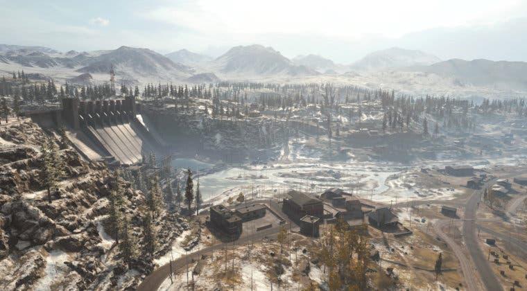 Imagen de Call of Duty Warzone: El evento y los cambios en el mapa apuntan a Dam