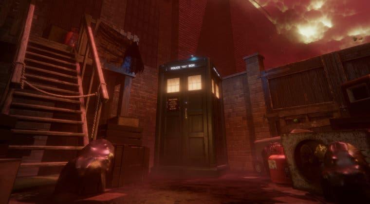 Imagen de Anunciados dos nuevos juegos de Doctor Who para PS5, Xbox Series X y más plataformas