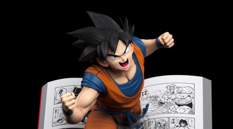 Imagen de La increíble figura de Dragon Ball que rompe esquemas