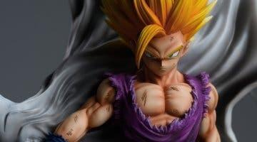 Imagen de Dragon Ball: Esta es la mejor figura de Gohan del mercado