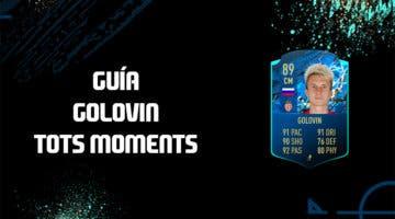 Imagen de FIFA 20: Guía para conseguir a Golovin TOTS Moments