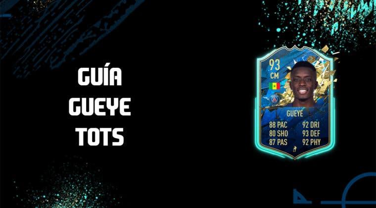 Imagen de FIFA 20: Guía para conseguir a Gueye TOTS