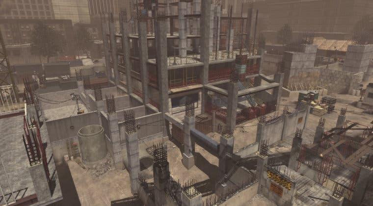 Imagen de El mapa de Hardhat aparece en algunas salas de espera de Call of Duty: Modern Warfare