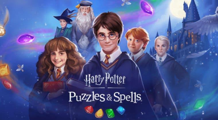 Imagen de Harry Potter: Puzzles & Spells, la apuesta del mundo mágico en móviles, estrena tráiler