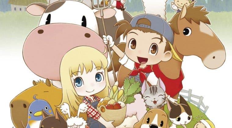 Imagen de Harvest Moon: ONE WORLD es anunciado como el nuevo juego de la franquicia