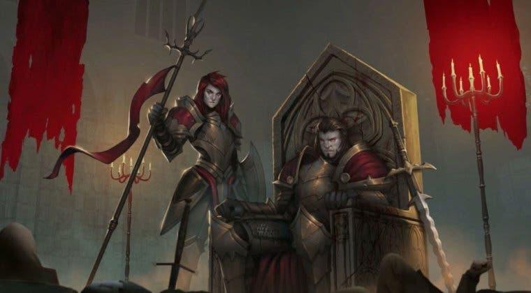 Imagen de Presentado Immortal Realms: Vampire Wars, nuevo título de vampiros con acción y estrategia