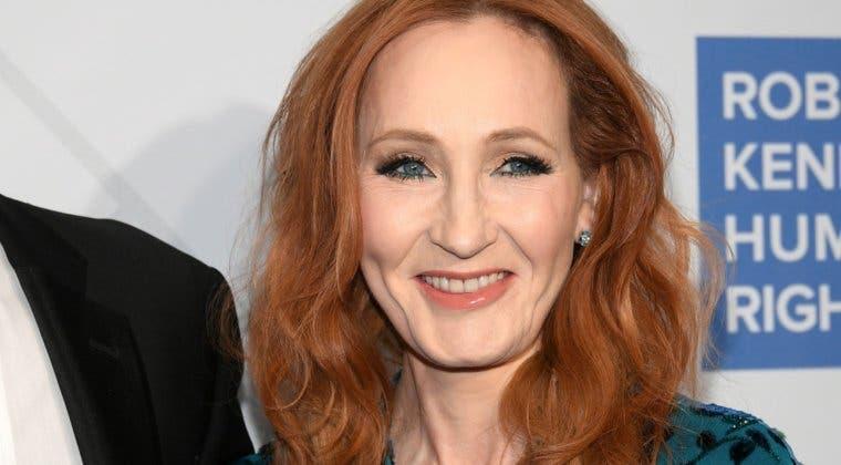 Imagen de J.K Rowling desmiente los mitos sobre los orígenes de Harry Potter