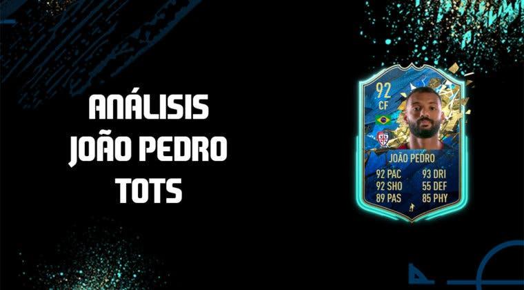 Imagen de FIFA 20: análisis de Joao Pedro TOTS, carta gratuita disponible durante dos semanas