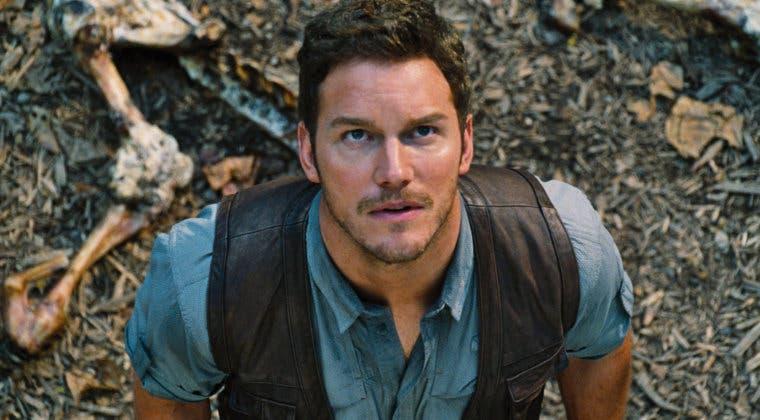 Imagen de Chris Pratt y Omar Sy protagonizan la nueva imagen de Jurassic World: Dominion