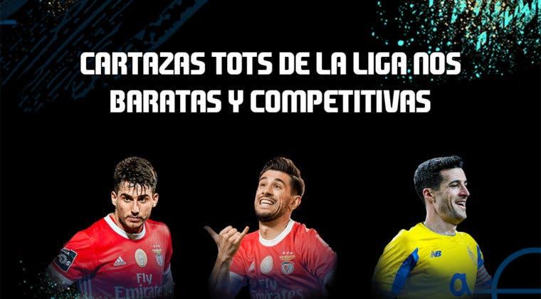Imagen de FIFA 20: cartas TOTS de buen nivel de la Liga NOS (Portugal) y cómo linkearlas