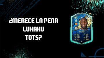 Imagen de FIFA 20: ¿Merece la pena Romelu Lukaku TOTS? + Solución de su SBC
