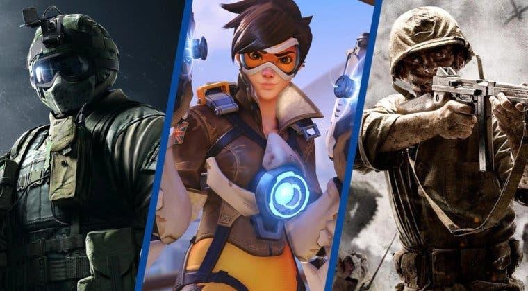 Imagen de Los mejores shooters de PC, Xbox One, PlayStation 4 y Nintendo Switch