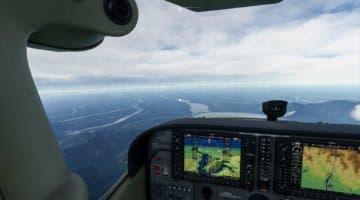 Imagen de Microsoft Flight Simulator desvela el tamaño de descarga para Xbox Series X/S